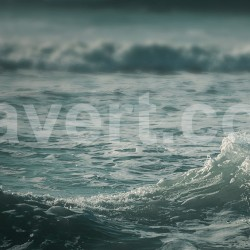Atlantic waves 4081-2 – photo stock