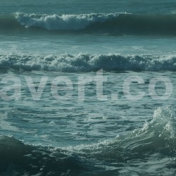 Atlantic waves 4081 – photo stock