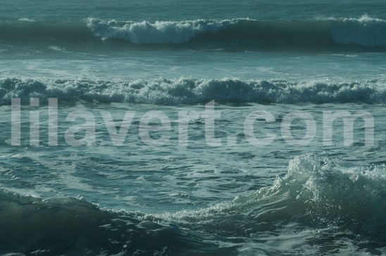 Atlantic waves 4081 - photo stock / Océan atlantique free download