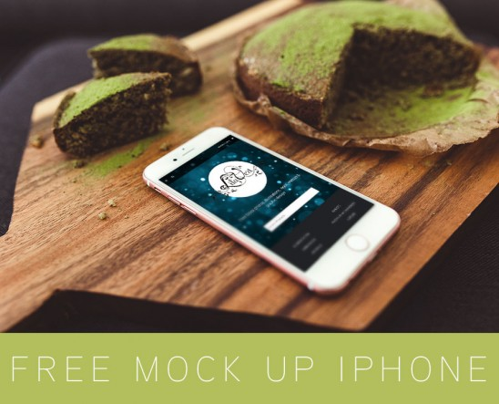 Free download Mock up iPhone