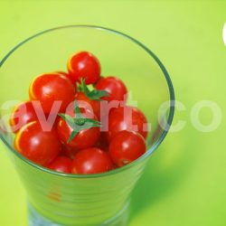 Tomates cerise Free photostock