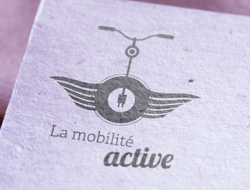 Création Logo catalogue seniors - graphiste freelance