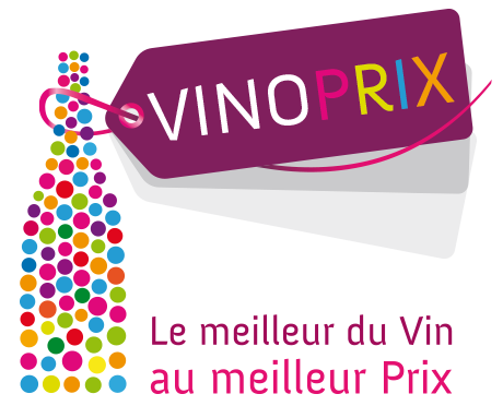 Creation logo VinoPrix
